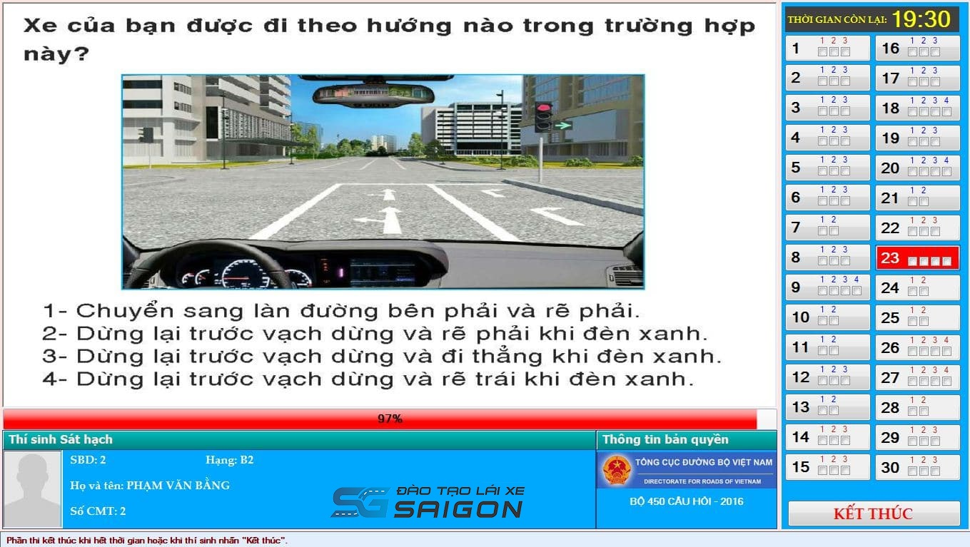 Ưu điểm của các phần mềm thi bằng lái xe a1 2020 online