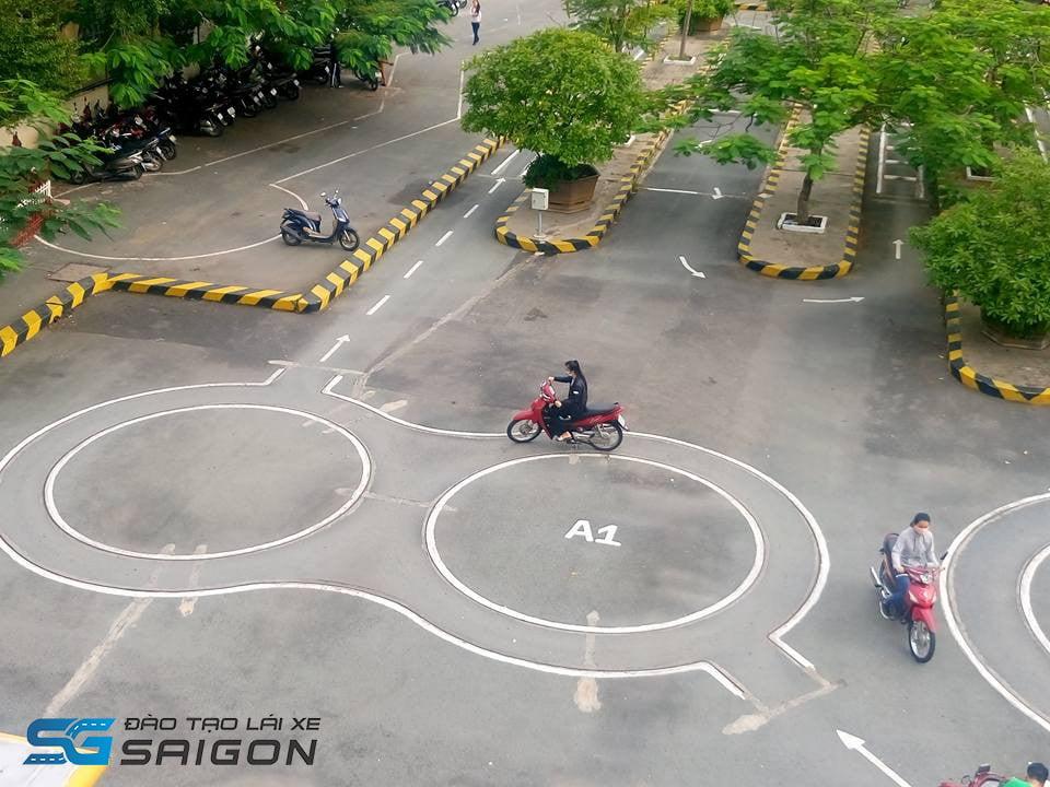 Các loại xe mà giấy phép A1 có thể điều khiển như xe mô tô hai bánh có dung tích xy lanh từ 50cm3 đến dưới 175cm3. Và trong đó có bao gồm cả xe ba bánh dành riêng cho người khuyết tật điều khiển