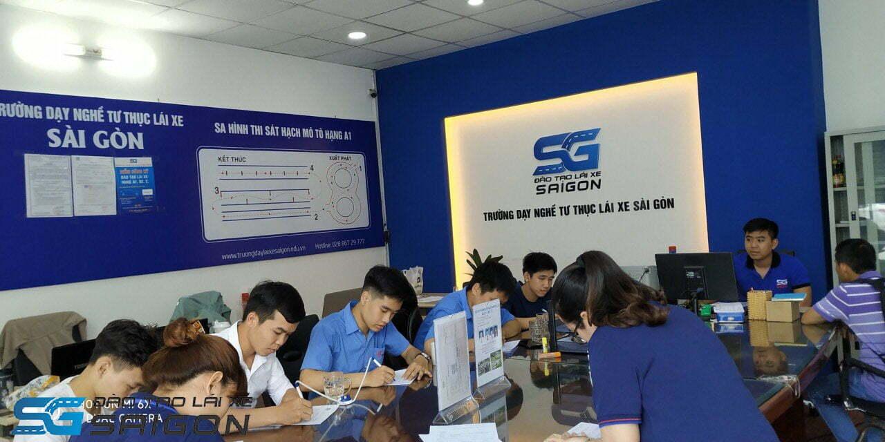 Trường Dạy Lái Xe Sài Gòn