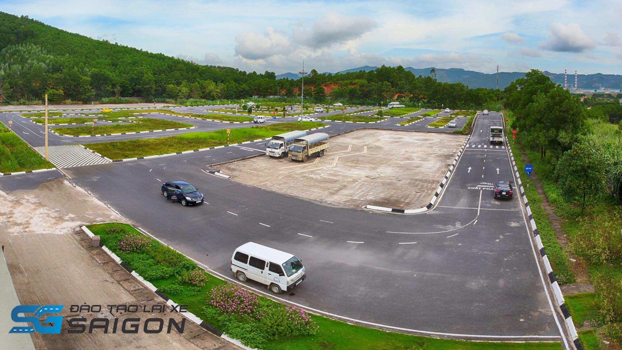 Học lái xe B2 trường Học viện An Ninh  đảm bảo uy tín