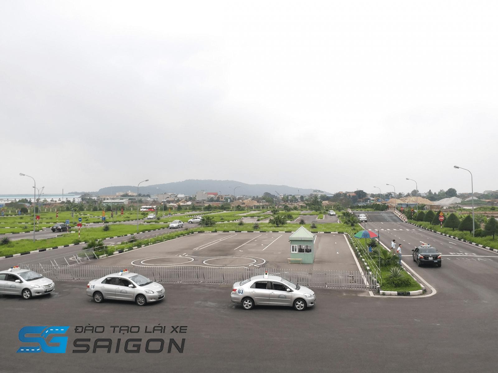 Học lái xe B2 trường Học viện An Ninh