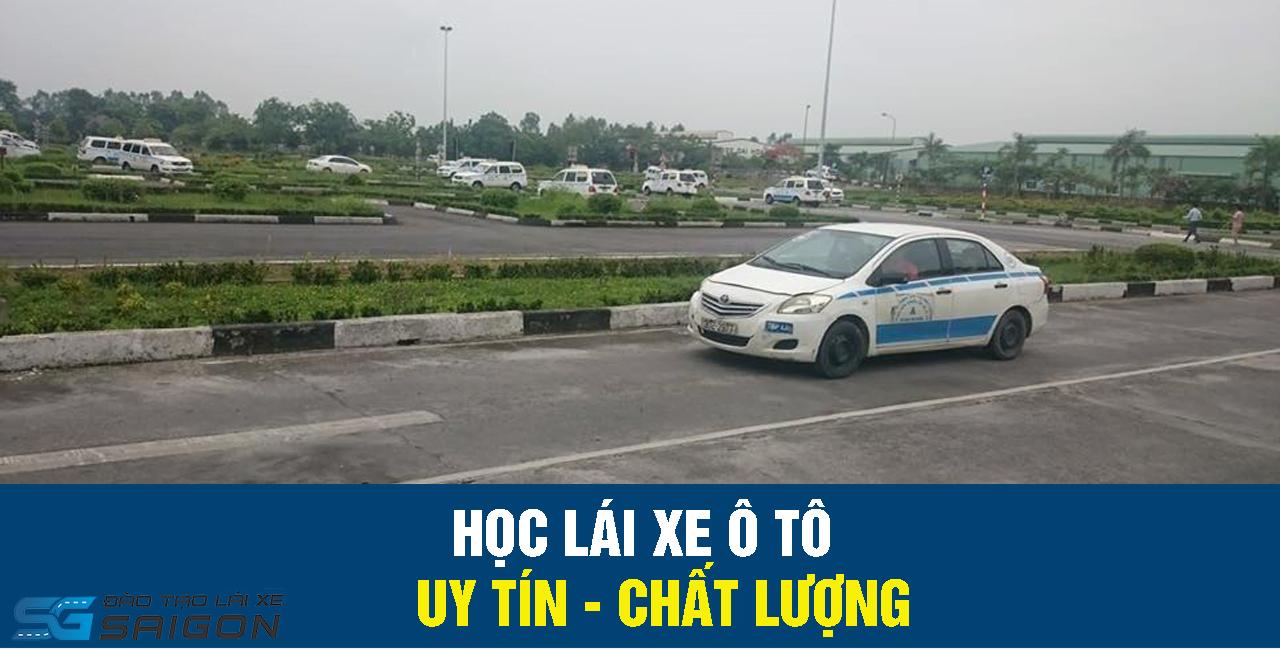 học lái xe B2 quận Tân Phú